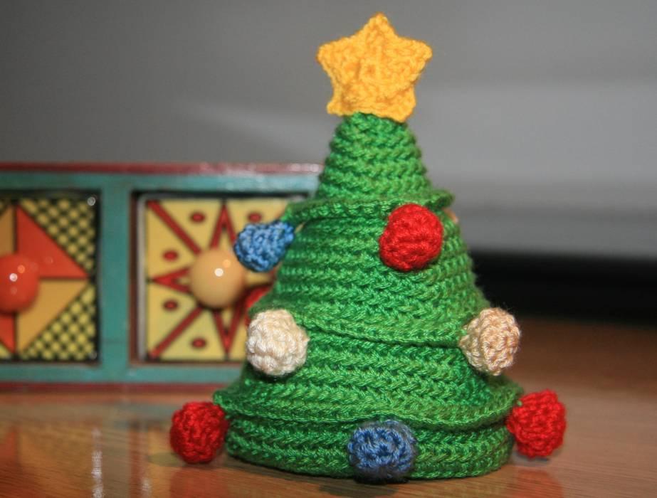 Patrones de Amigurumis para Navidad - Patrones gratis | 700x923