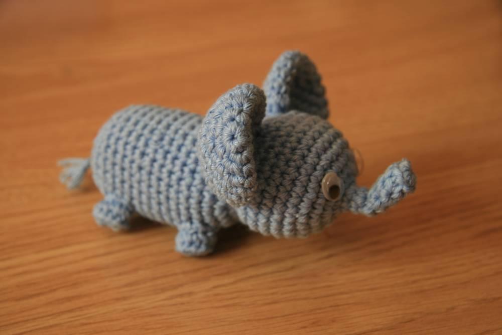 Patrón Elefante   Abejitas   Un panal de rica artesanía