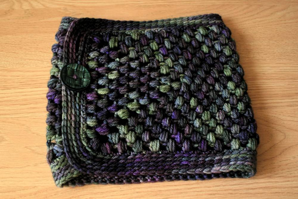 Patrón cuello Anna | Abejitas | Un panal de rica artesanía