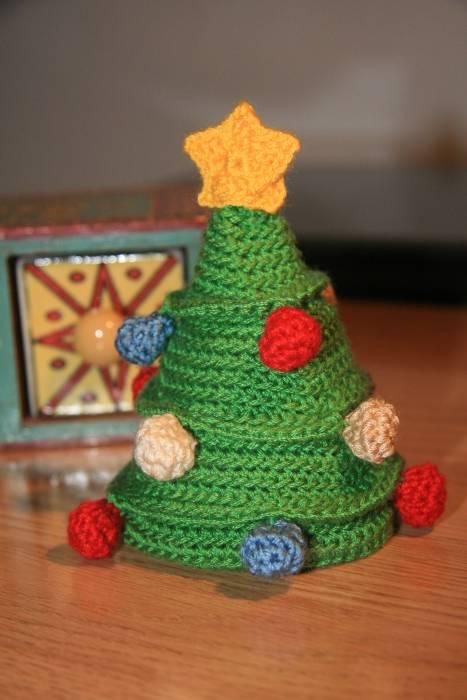 Árbol de Navidad | Crochet, Amigurumi | Acrílico, Algodón ...