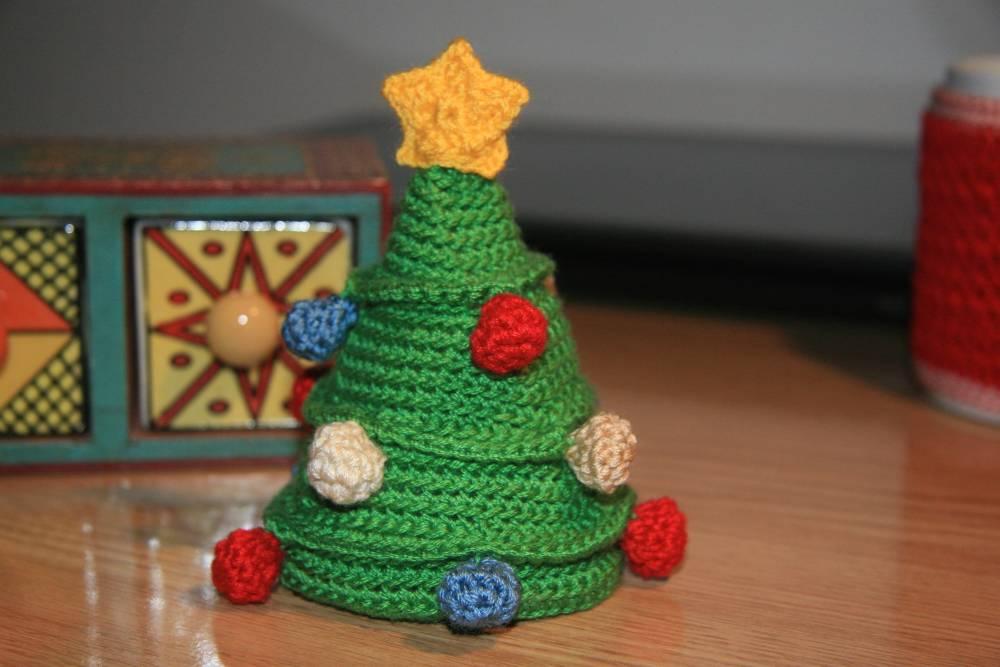 Kit Amigurumi Navidad : arbol de Navidad Crochet, Amigurumi Acr?lico, Algodon ...