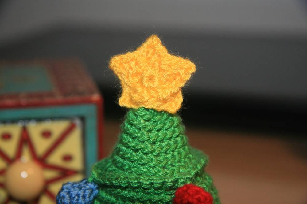 Amigurumi Crochet Navidad : arbol de Navidad Crochet, Amigurumi Acr?lico, Algodon ...