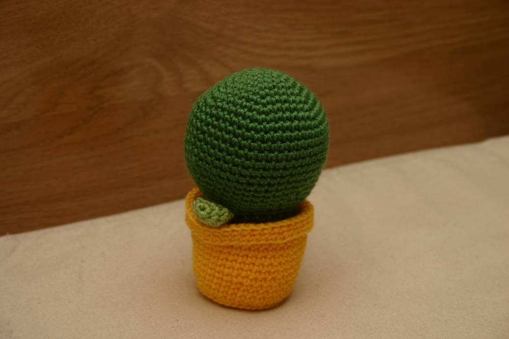 Cactus bolon Amigurumi Acr?lico Decoracion ...