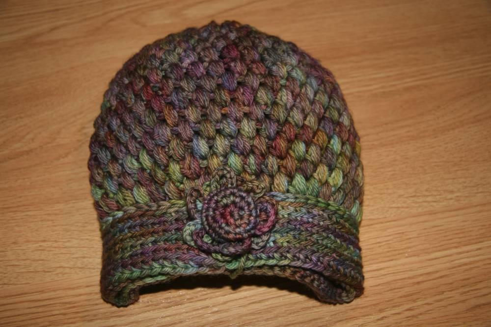 Gorro Anna   Crochet   Lana   Complementos   Abejitas   Un panal de ...
