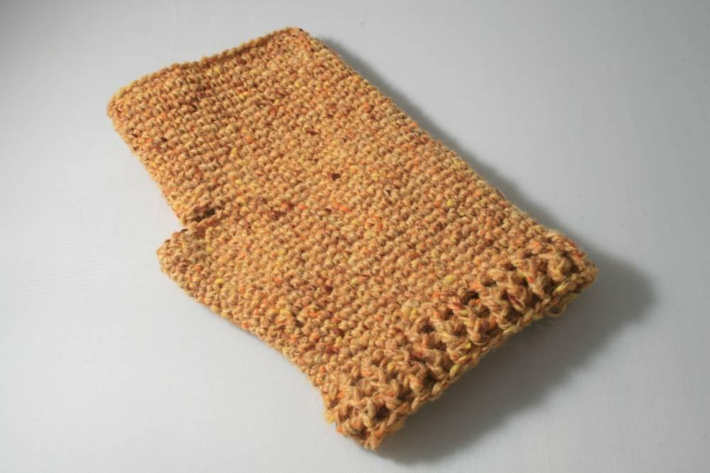 Mitones Melitas | Crochet | Lana | Complementos | Abejitas | Un ...