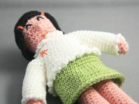 Muñeca amigurimi