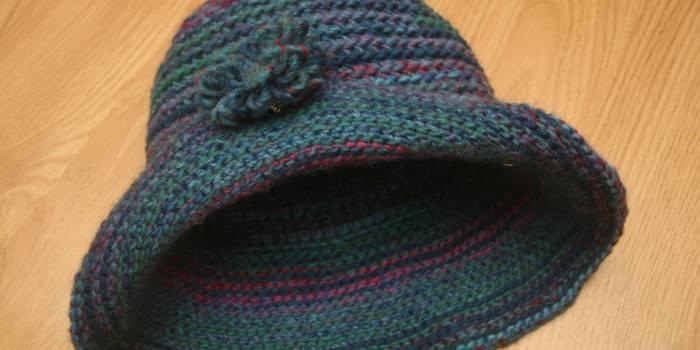 Becket hat pattern