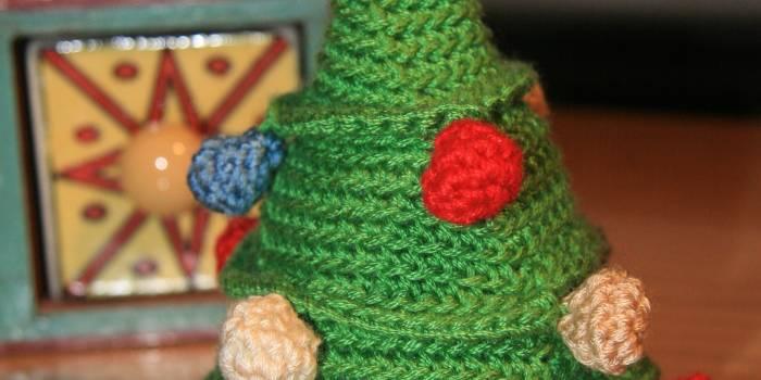 arbol de Navidad Crochet, Amigurumi Acr?lico, Algodon ...